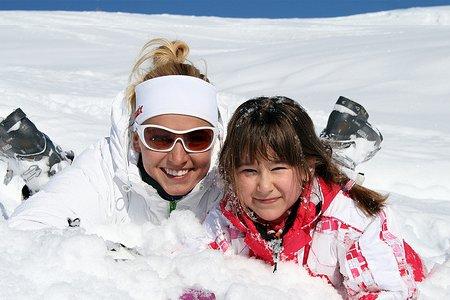 radost na snijegu
