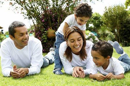 Sretna obitelj, Foto: Flickr, Luxt Design