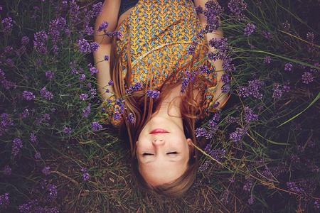 Usnula djevojka, Foto: pixaby
